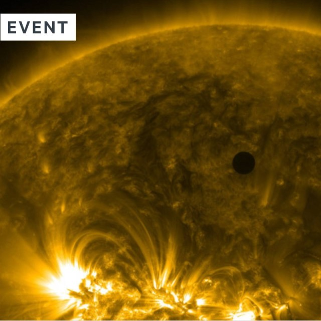 Nasa Venus Transit Astronomical Unit