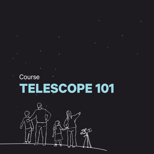 Telescope 101 course