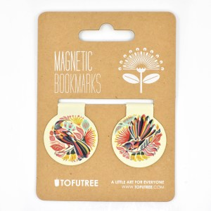 Gift, Tofutree, Bookmark, Huia, Fantail, Stationery
