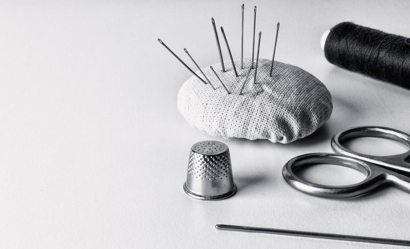 Fabric Needle Case Workshop