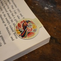 Fantail and Huia Magnetic Bookmark Set