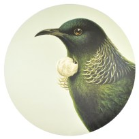 Gifts, Homewares, Placemat, Kakapo, 100 Percent New Zealand