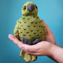 Kea Soft Toy with Sound