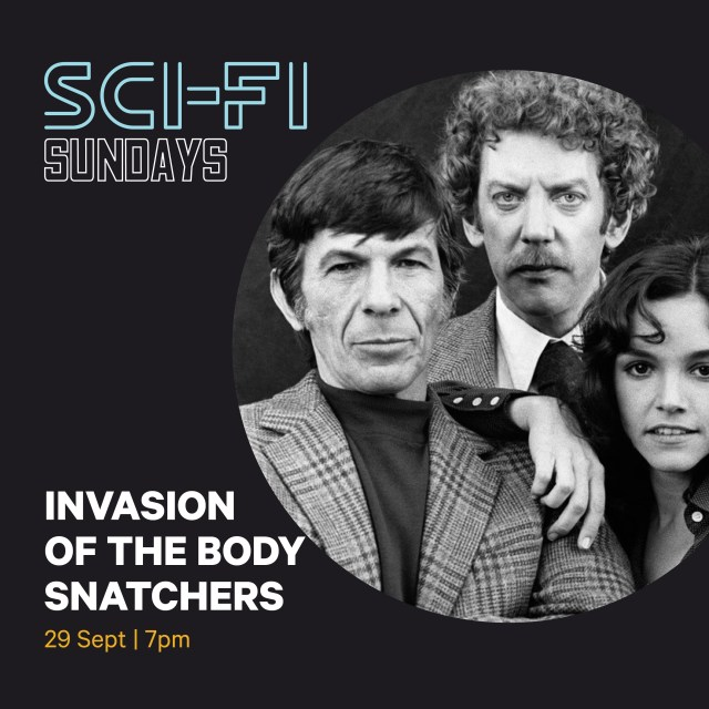 Sci Fi Sundays: Invasion of the Body Snatchers
