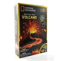 National Geographic, Build Your Own Volcano, Science, Science Kit, Toy, Toys,