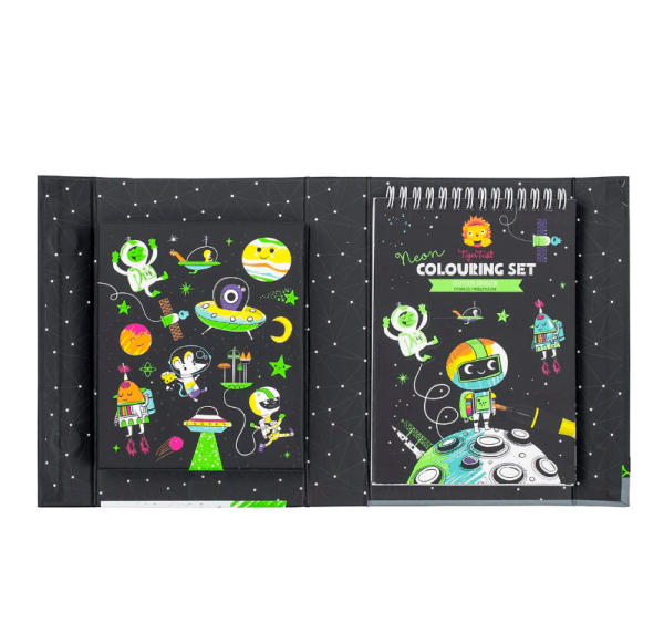 Outer Space Colouring Set, Space, Space Toys, Toy, Toys