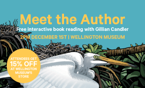 Free Book Reading with Gillian Candler
