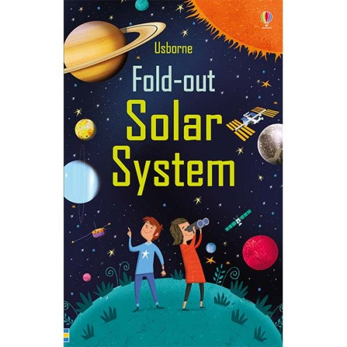 Fold Out Solar System, Book, Astronomy