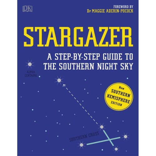 Stargazer: A Step-by-step Guide to the Southern Night Sky, Book, Astronomy