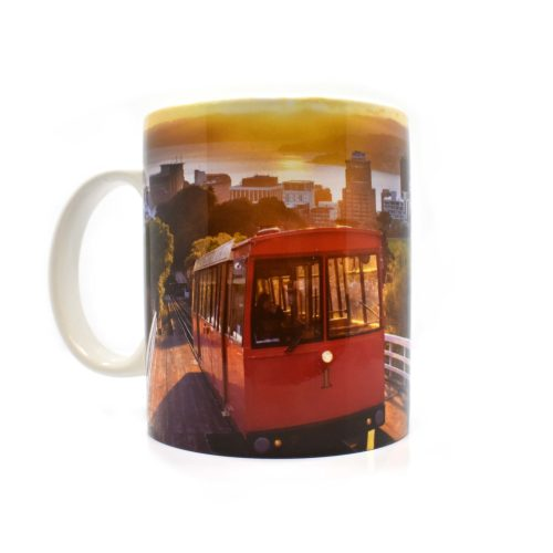 Wellington Cable Car Mug