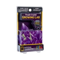 National Geographic Crystal Growing Lab - Purple