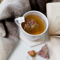 Runaway Rose Organic Tea by Libertine Blends