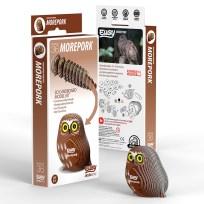 Dodoland 3D Cardboard Morepork Model