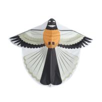 Natty Fantail Brooch