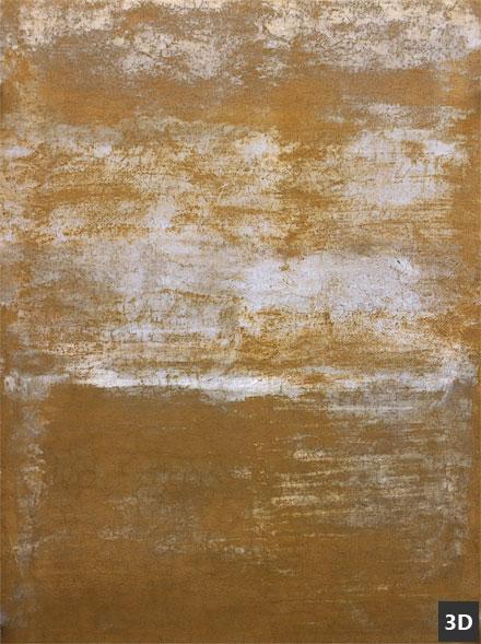 Mur enduit peint ocre  MuseumTextures