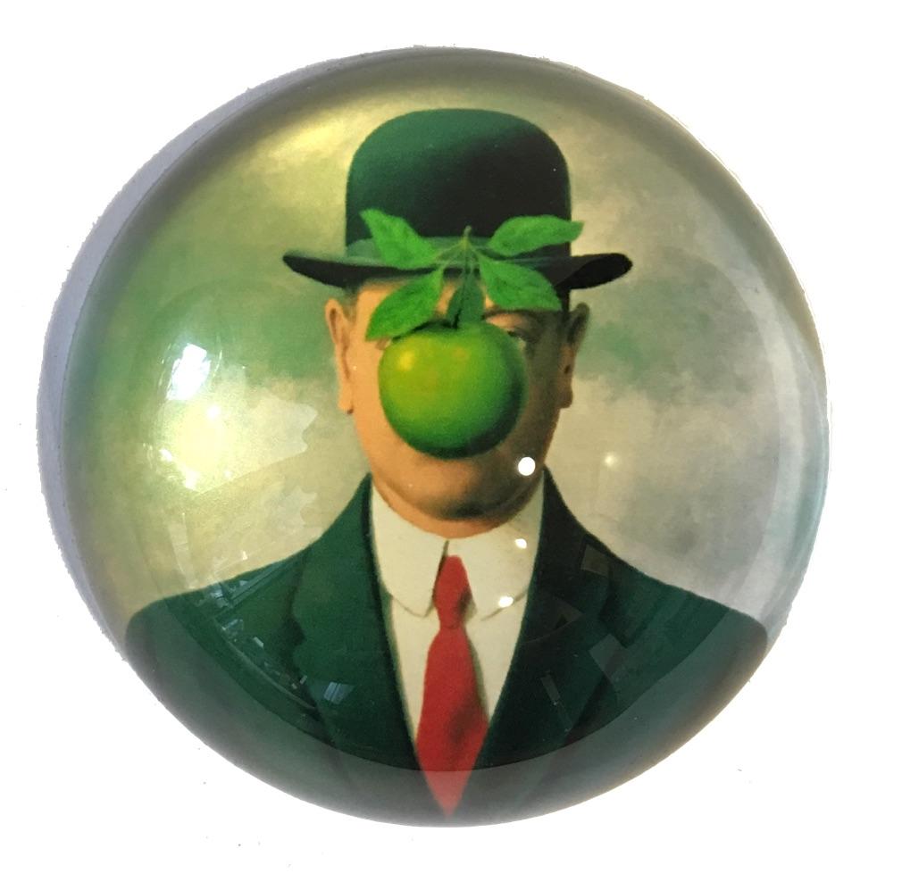 bowler hat man green