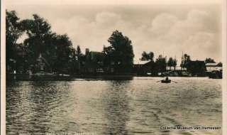 861A Jachtwerf van Wijk met burgemeesterswoning Boddens Hosangweg Noord