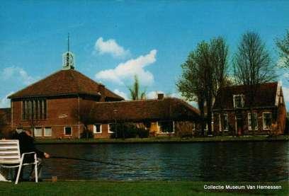 883 Van Hemessenkade gereformeerde kerk Noord Oost