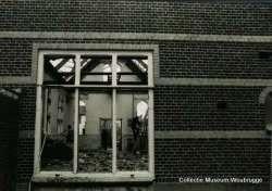 Comriekade sloop van het Immanuel februari 1980 Centrum West