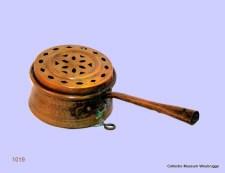 Steelpan of bedwarmer? 1900 Schenking J. Stigter