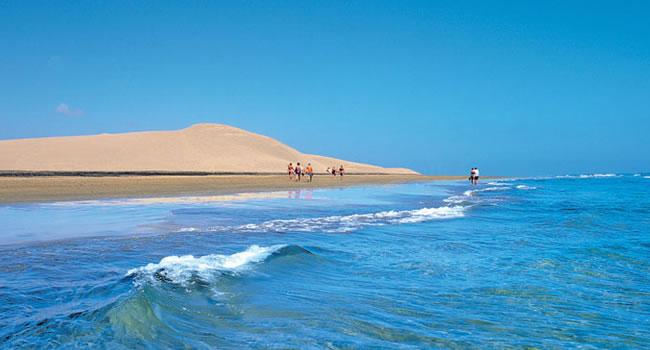 playa maspaloma