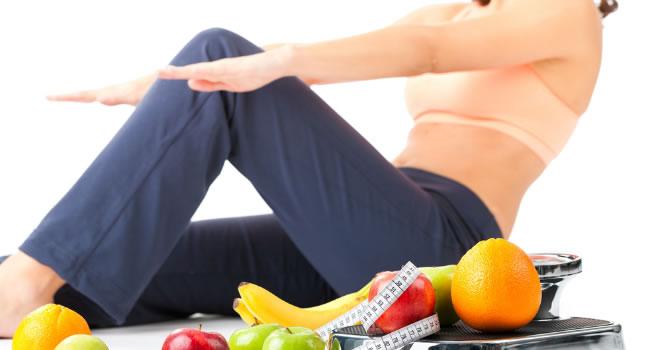 famosas guapas comer sano
