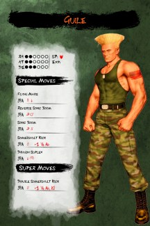 Musha_Shugyo_Street_Fighter_II_HD_Guile