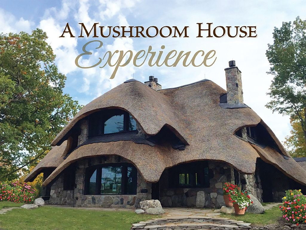Castle Farms Charlevoix wedding mushroom House