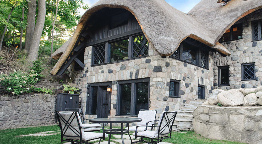 Family Reunion Ideas - CHARLEVOIX MUSHROOM HOUSES - vacation rentals