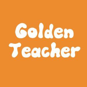 Golden Teacher Spore Syringe