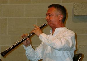 Pascal Saumon, Soliste Hautbois de l'Orchestre National de France