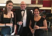 Au pupitre, une hautboïste de l'Académie, Une musicienne qui a fait son chemin !