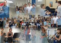 MASTER-CLASS de CLARINETTE. Jérôme VOISIN rejoint l'Académie Internationale…