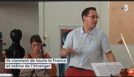 Reportage France 3 – Académie 2019