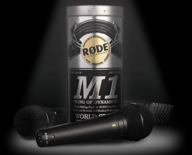 Rode Mikrofone - klick -