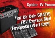 Line6 Spider IV Promo