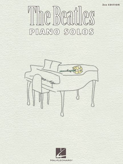 Beatles Piano Solos 2nd Edition: Sheet Music from Music