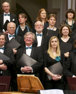 East of England Singers: auditioned chamber choir