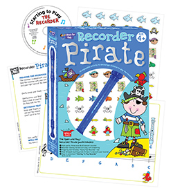 Pirate Recorder Set