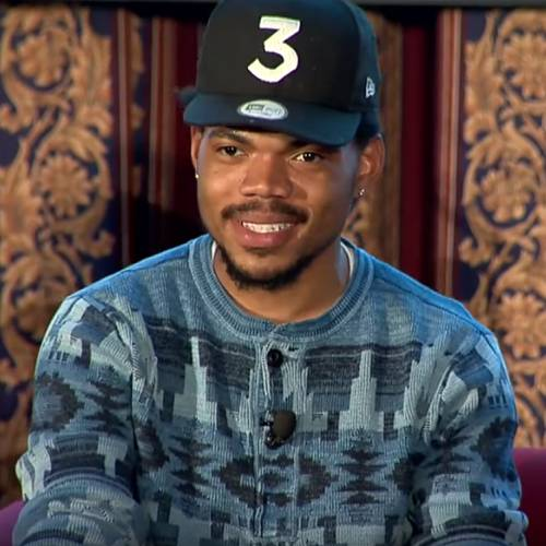 Chance the Rapper: 'As everybody knows I rock with Jesus'