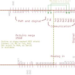 Arduino Mega 2560 Circuit Diagram Electron Dot For Hydrogen Chloride  The Wiring
