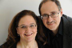 Martha Fischer & Bill Lutes. Image by Katrin Talbot.