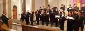 gelungene Premiere des Iserlohner Kammerchores