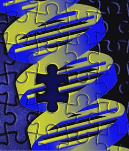 Pjort Garajev, DNA e Cimatica