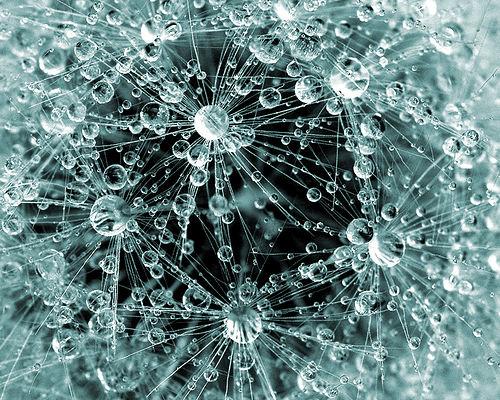 acqua cristallizzata