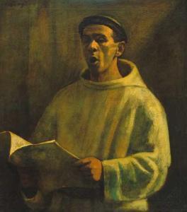 canto gregoriano per i monaci