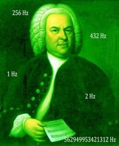 Bach a 432 hz