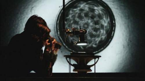 esperimento di cimatica