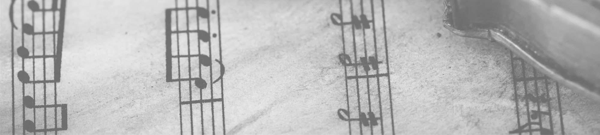 Header di Musica e Spirito