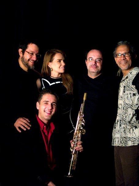 Miguel-Chacón-Maria-Rivas-Laurent-Lecuyer-El-Nené-Quintero-y-Gil-Griboya-LiberJazz-Trio
